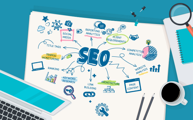 build successful SEO campaign