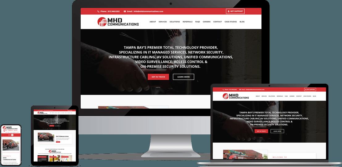 MHD_Portfolio Page