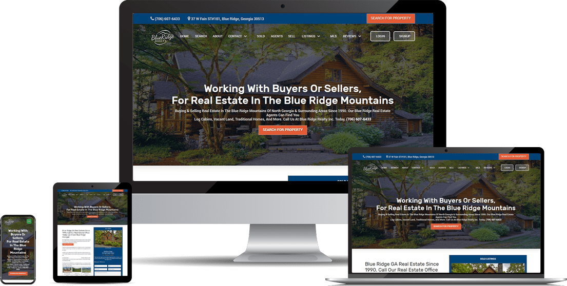 Blue Ridge Realty_Portfolio Page