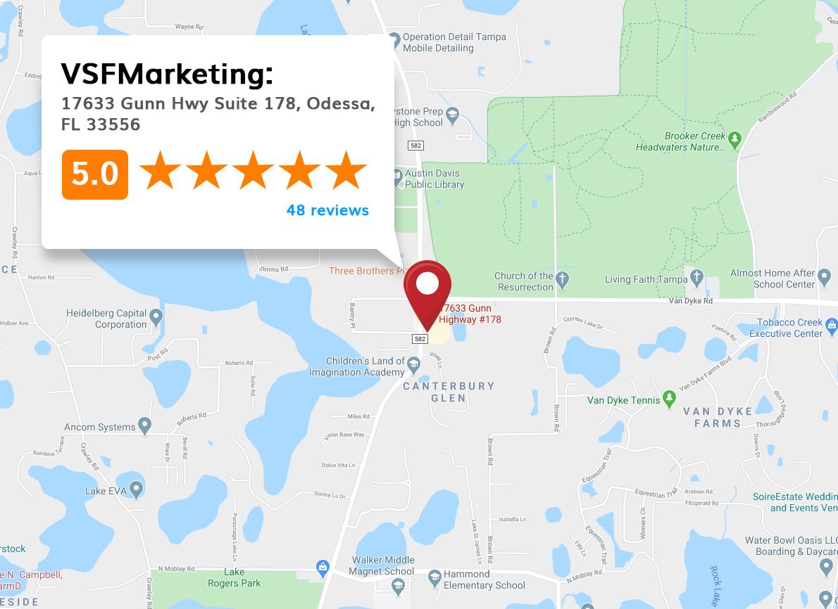 VSF Marketing Reviews