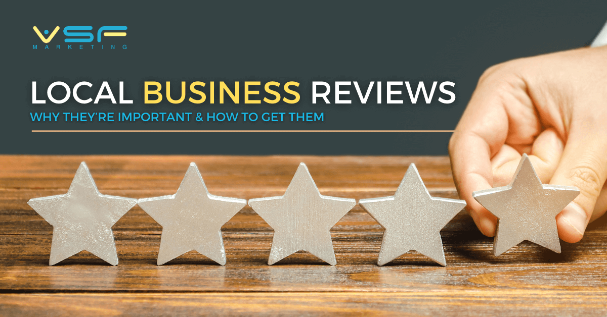 "Featured image for ""Local Business Reviews: Why They're Important & How to Get Them"""